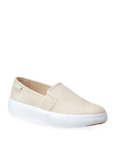Cole Haan Grand Crosscourt Perforated Leather Snea