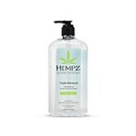 Hempz® Gel Hand Sanitizer, Herbal Triple Moisture