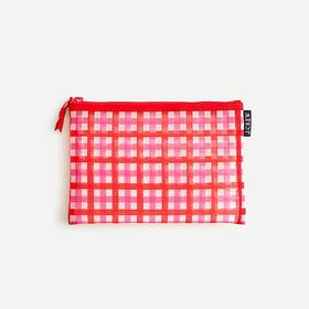J. Crew Small mesh pouch