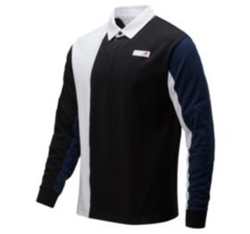 New balance Men's Long Sleeve Rugby