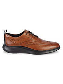 Cole Haan Zerogrand Leather Wingtip Oxford Sneaker