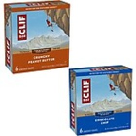 Clif Energy Bars Mixed Variety Pack, Pack of 36 (C
