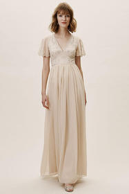 Anthropologie Fresna Dress