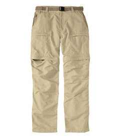 LL Bean Women's No Fly Zone Pants, Zip-Leg