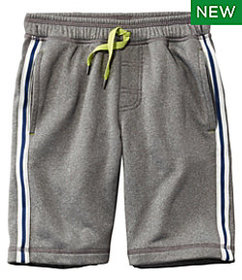 LL Bean Boys' Mountain Fleece Shorts