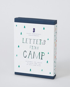 Hanna Andersson Letters From Camp
