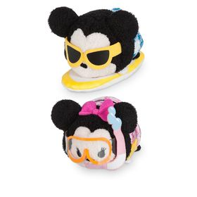 Disney Mickey and Minnie Mouse ''Tsum Tsum'' Plush