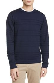 Norse Projects Aros Stripe Crewneck Sweater