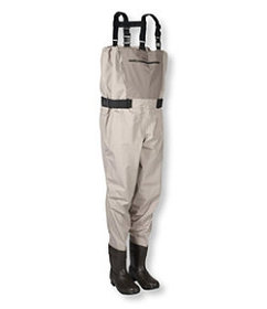 LL Bean Men's L.L.Bean Emerger Waders with Super S