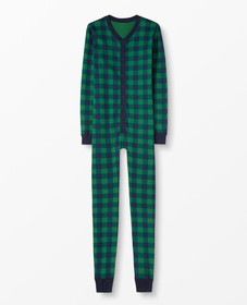 Hanna Andersson Adult Union Suit In Organic Cotton
