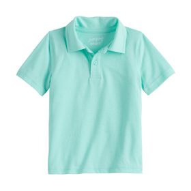 Baby Boy Jumping Beans® Solid Polo Shirt
