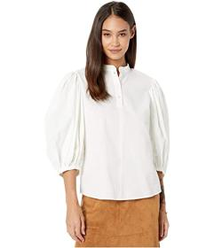 See by Chloe Textured Poplin Shirting
