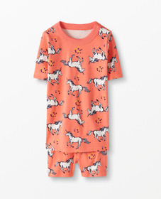 Hanna Andersson Short Johns in Organic Cotton