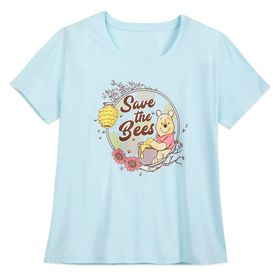 Disney Winnie the Pooh ''Save the Bees'' T-Shirt f
