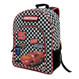 Disney Lightning McQueen Backpack – Personalized