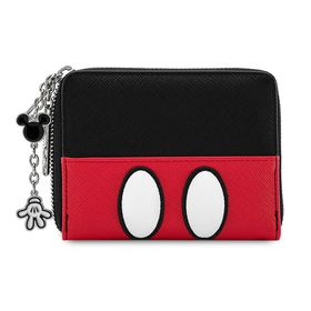 Disney Mickey Mouse Shorts Wallet by Loungefly