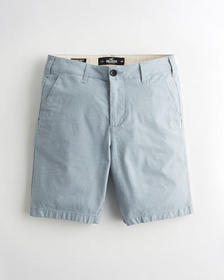 "Hollister Hollister Epic Flex Flat-Front Short 9"","