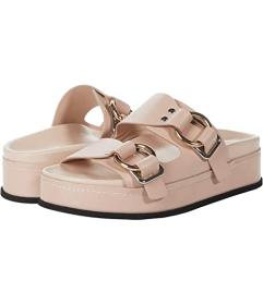 3.1 Phillip Lim Freida Platform Double Buckle Slid