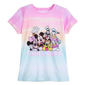 Disney Mickey Mouse and Friends Dip Dye T-Shirt fo