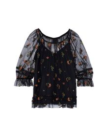 ANNA SUI - Patterned shirts & blouses