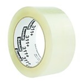 Scotch® High Tack Box Sealing Packing Tape, 1.88 x
