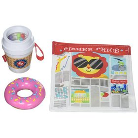 Fisher-Price On-the-Go Breakfast, Set includes 3 s