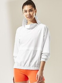 Run With It Half Zip Pullover Printed