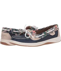 Sperry Angelfish Plaid