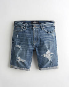 Hollister Hollister Epic Flex Skinny Denim Short 9