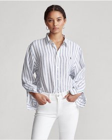 Ralph Lauren Striped Linen Shirt