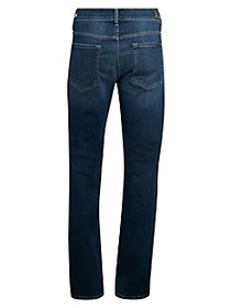 7 For All Mankind Slimmy Slim-Fit Straight-Leg Cle