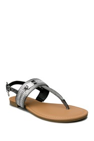 Juicy Couture Jammin Crystal Embellished T-Strap C