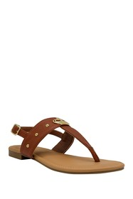 Juicy Couture Zing Embellished Sandal