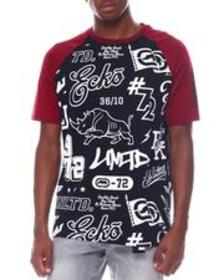Ecko rager ss knit tee