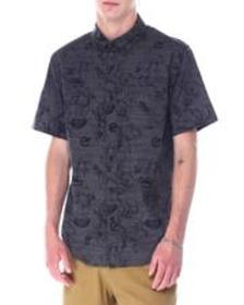 Ecko finest floral ss woven