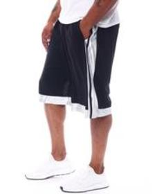 Buyers Picks french terry colorblock shorts (b&t)