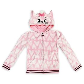 Disney Marie Zip-Up Hoodie for Girls – The Aristoc