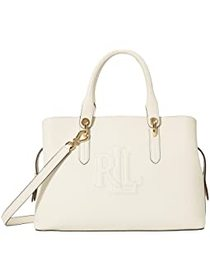 LAUREN Ralph Lauren Hayward 34 Medium Satchel