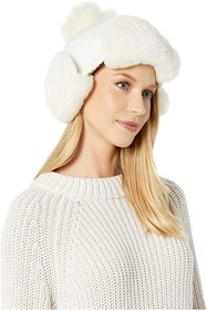 UGG UGG - Knit and Faux Fur Knit Trapper. Color Iv
