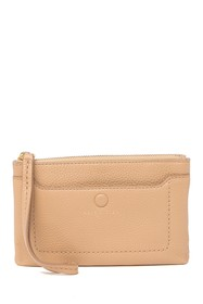 Marc Jacobs Empire City Leather Wristlet