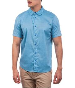 Hurley Tempo Stretch Short Sleeve Woven Shirt