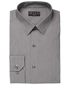 Alfani Men's AlfaTech Dress Shirt, Created for Mac