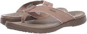 Crocs Santa Cruz Canvas Flip