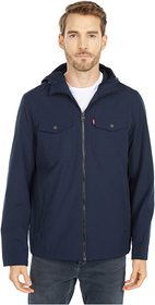 Levi's® Arctic Cloth Hooded Rain Jacket w/ Quilted