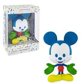Disney Mickey Mouse Neon Vinyl Figure by Jerrod Ma