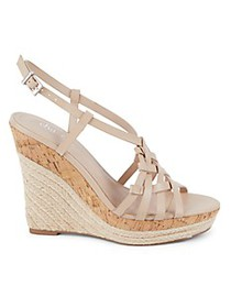 Charles by Charles David Strappy Cork & Espadrille