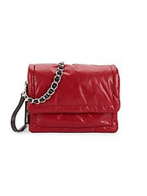 Marc Jacobs The Pillow Bag Leather Crossbody