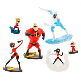 Disney The Incredibles Figure Play Set
