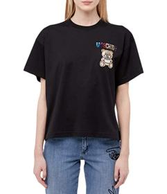 Moschino Embellished Bear T-Shirt