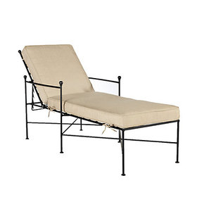 Replacement Chaise Cushion 25x80 - Select Colors